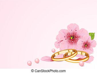 mariage, concept