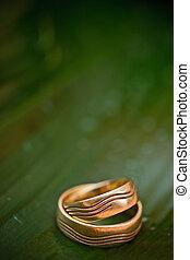 mariage, nature morte