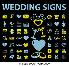 mariage, signes