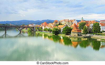 maribor, slovénie