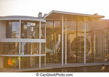 Marie-Elisabeth-Lueders-House in Berlin -...