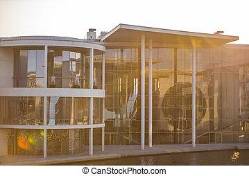 Marie-Elisabeth-Lueders-House in Berlin -...