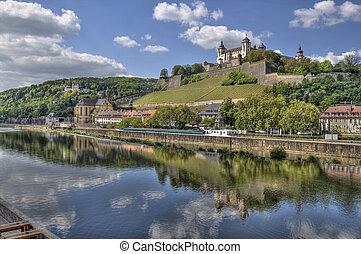 Marienberg Castle Wurzburg