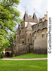 marienburg, duitsland, kasteel