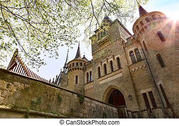 marienburg, kasteel, duitsland