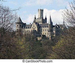 marienburg, kasteel