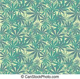 marihuana, tapete