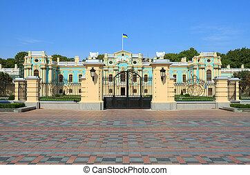 mariinsky, kiev, paleis