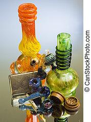 marijuana, attirail