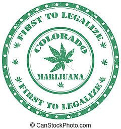 marijuana-first, legalize