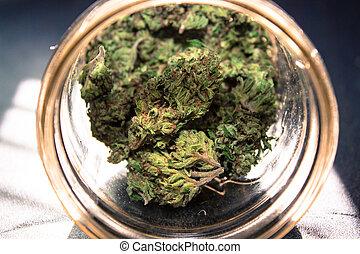 Marijuana in a Jar - Still California Dreaming Medical...