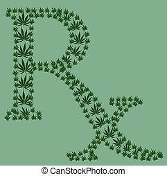 marijuana, prescripción