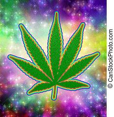 marijuana, psichedelico