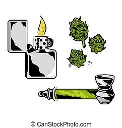 marijuana smoking devise