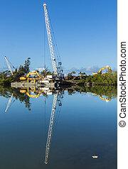 Marina Construction 1