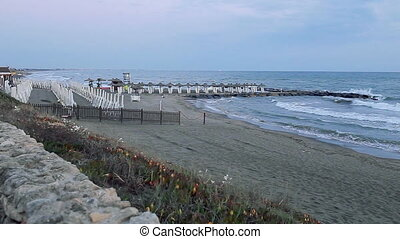Marina Di San Nicola Beach Italy - Marina Di San Nicola...