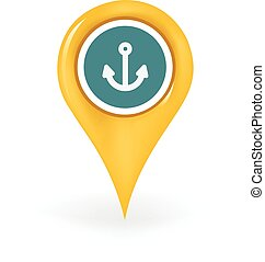marina, emplacement
