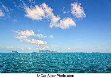 marina, tailandia
