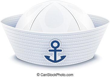 marinaio, berretto