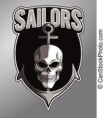 marinaio, cranio