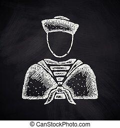 marinaio, icona