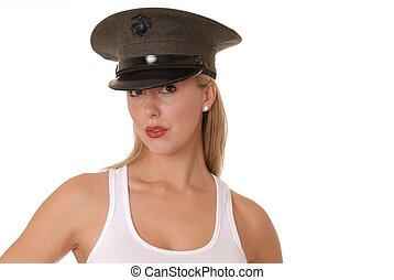 Marine Girl 1