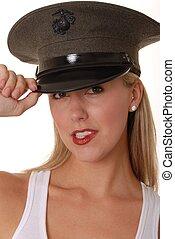 Marine Girl 3