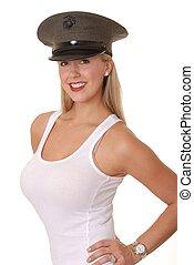 Marine Girl 4