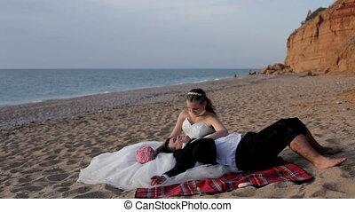 Marine honeymoon