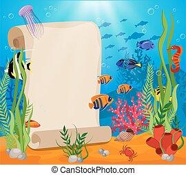Marine Life Composition