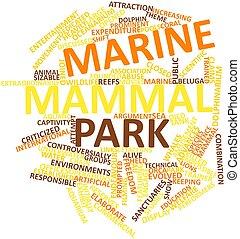Marine mammal park