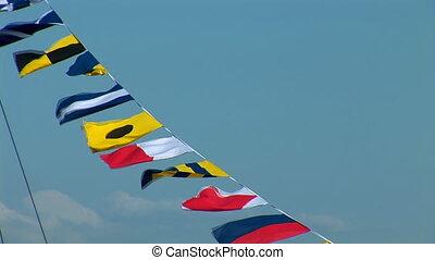 marine signal flags