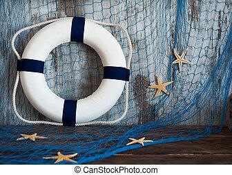 Marine still life