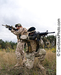 marines, nós
