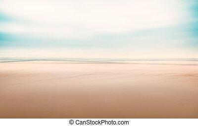 marinmålning, abstrakt, minimalist