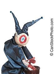 marionetka, kunszt