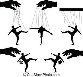 marionettes., troisième, variante