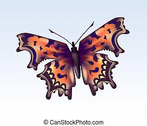 mariposa, 1