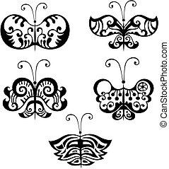 mariposa, conjunto