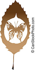 mariposa, licencia, hecho, eps