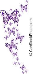 mariposas