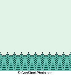 maritime background design