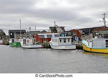 Maritime Fishing village