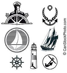 maritime, marque