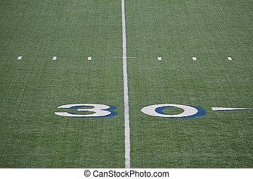 Mark of 30 yards