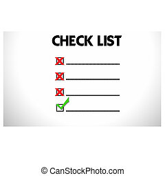 Mark on the check boxes.