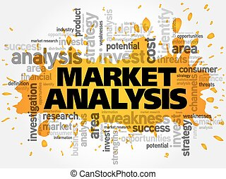 markedsanalyse, glose, sky