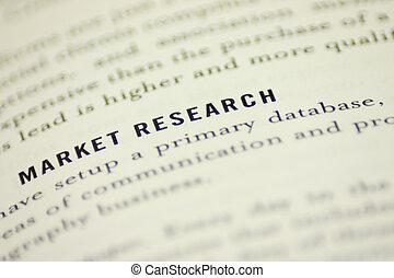 markedsundersøgelse