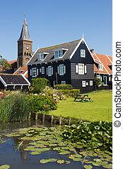 marken, -, holland