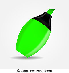 Marker icon vector illustration
